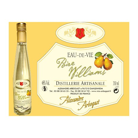 Poire Williams 35cl