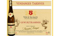 Gewurztraminer vendanges tardives 75cl