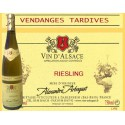 Riesling vendanges tardives 75cl