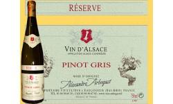 Pinot Gris Réserve 75cl