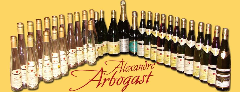 Alexandre Arbogast Vins d'Alsace